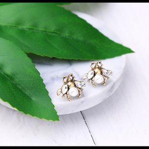 Bee Earring Studs